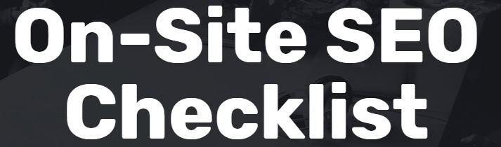 On-Site SEO Checklist Hoger in Google SEO Doorn Langbroek Wijk bij Duurstede Zeist Leersum